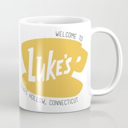 Lukes Diner Coffee Mug