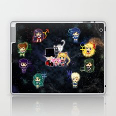 Sailor Moonies Laptop & iPad Skin