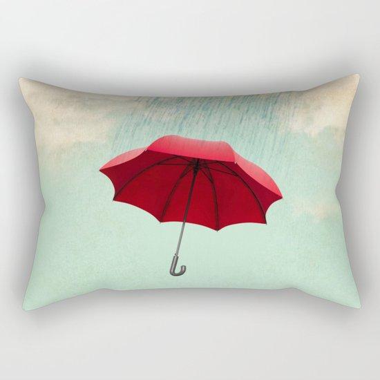 Chasing clouds Rectangular Pillow