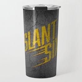 Vintage Slant Six Travel Mug
