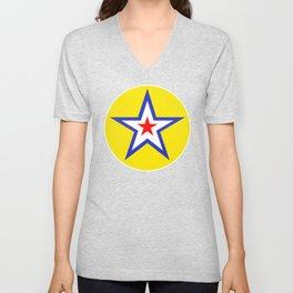The Star Unisex V-Neck