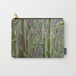YOUNG RAINFOREST VINE MAPLES Carry-All Pouch