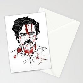 Pablo Escobar Stationery Cards