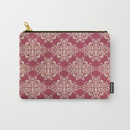 Damask Carry-All Pouch