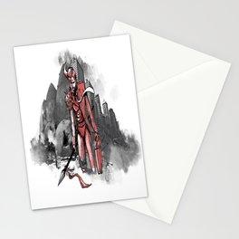"Barbarica ""Barbarian Man"" Stationery Cards"
