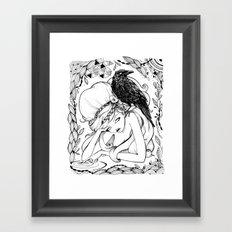Persistence Framed Art Print