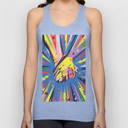 Band Together - Pride Unisex Tank Top
