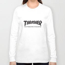 Baseball Skateboarding Raglan Magazine Skate Baseball T-Shirts Long Sleeve T-shirt
