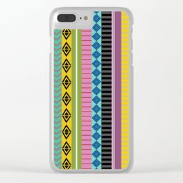 Boliviana two Clear iPhone Case
