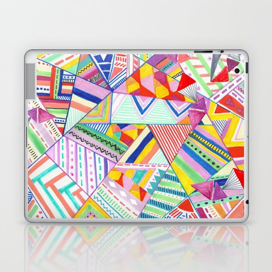 CIRCUS -C A N D Y- POP Laptop & iPad Skin