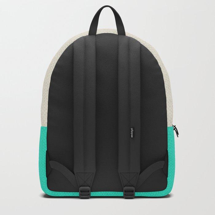FIESTA (teal) Backpack