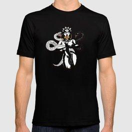 Snake Skin and Bantu Knots T-shirt