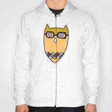 Owl hipster Hoody