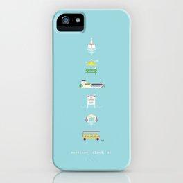 Mackinac Island iPhone Case