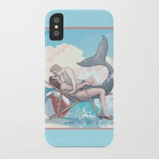 Endless Summer iPhone X Slim Case