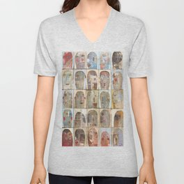 Playing To The Gallery Unisex V-Neck