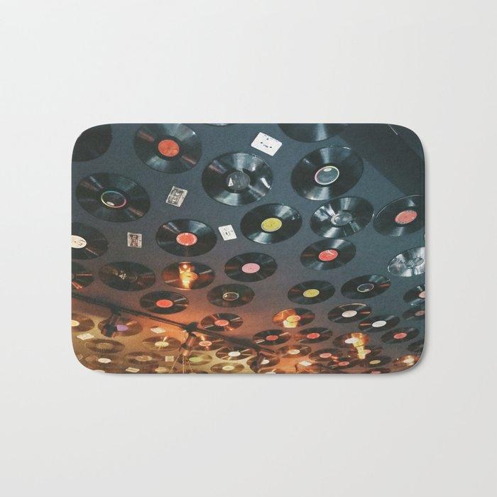 Spinning Ceiling Bath Mat