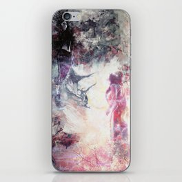 Hades and Persephone: First encounter iPhone Skin