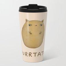 Purrtato Metal Travel Mug