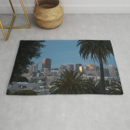 SF views Rug