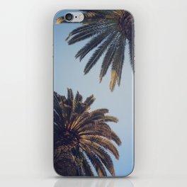 California Palm I iPhone Skin