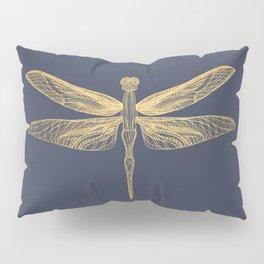 Golden Wings Pillow Sham