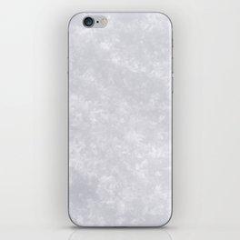Snow Blanket iPhone Skin