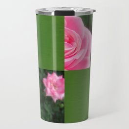 Pink Roses in Anzures 1 Blank Q5F0 Travel Mug