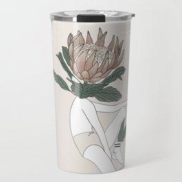 protea babe Travel Mug