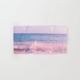 Caribbean Ocean Waves Dream #3 #wall #decor #art #society6 Hand & Bath Towel