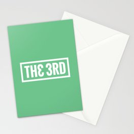 The 3rd Stationery Cards