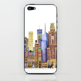 Little City iPhone Skin
