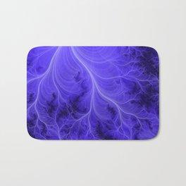 Lightning Nebula   Bath Mat