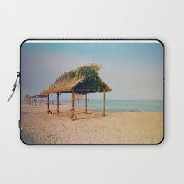By the beach Laptop Sleeve