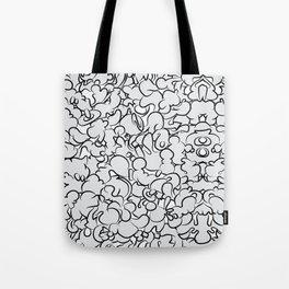 vo·lu·mi·nous Tote Bag