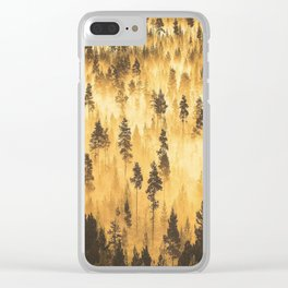 Torronsuo National Park Finland Clear iPhone Case