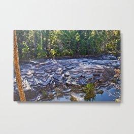 Chidester Canyon Metal Print