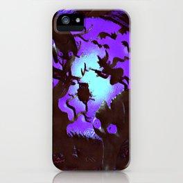 Spooktober Night iPhone Case