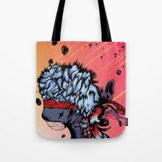 Ninja Bear & Lagorca Tote Bag