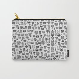 Animal Party Carry-All Pouch