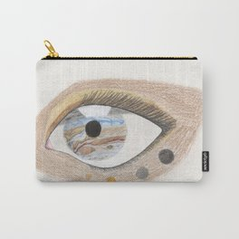 The Eye Sees Jupiter Carry-All Pouch