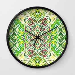 BY MY CHANCES 8.8 2016 EDITION 1 - 26 R Wall Clock