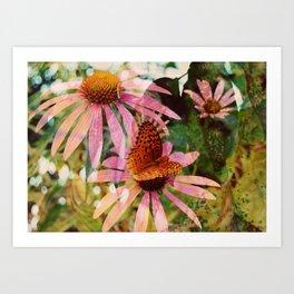 Butterfly ::  Art Print