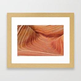 Above The Wave Framed Art Print