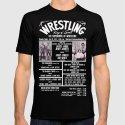 #8-B Memphis Wrestling Window Card by markjames