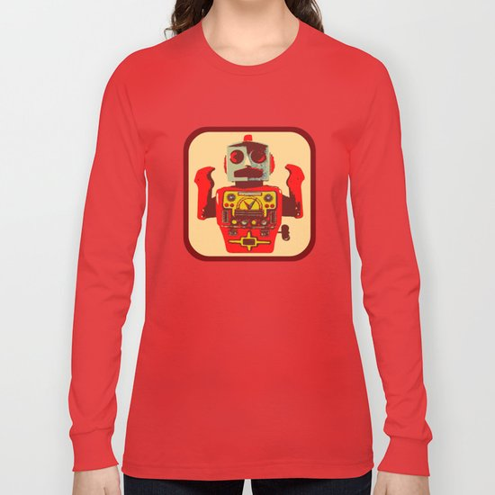 Robot II Long Sleeve T-shirt