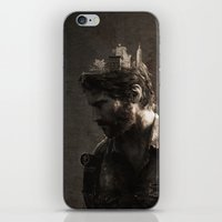 the last of us iPhone & iPod Skins featuring The Last Of Us by MCMLXXXV DESIGN