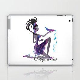 Starlight Aquarius Laptop & iPad Skin