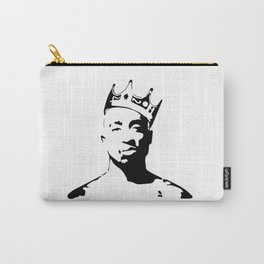 PORTRAIT OF THE BEST RAPPER OF ALL TIMES Carry-All Pouch