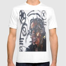 weezy f Mens Fitted Tee White MEDIUM